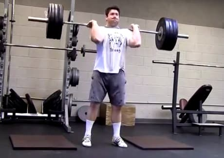 Mastering the Power Clean